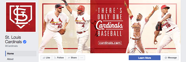 St. Louis Cardinals organized a scavenger hunt after their World Series Win to give back to the fans and engage them on Facebook