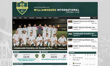 Williamsburg International FC
