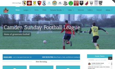 Camden Sunday Football League