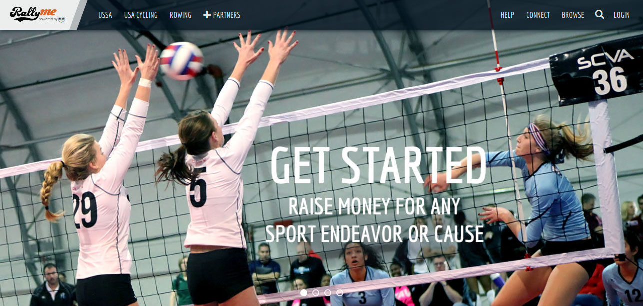 raise money for sports teams with crowdfunding