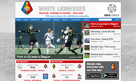 Telstar White Lionesses
